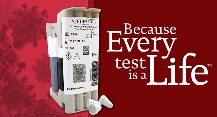 FDA Grants Emergency Use Authorization for COVID-19 Antibody Test