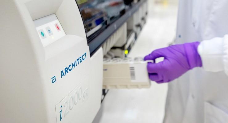 Abbott Launches COVID-19 Antibody Blood Test