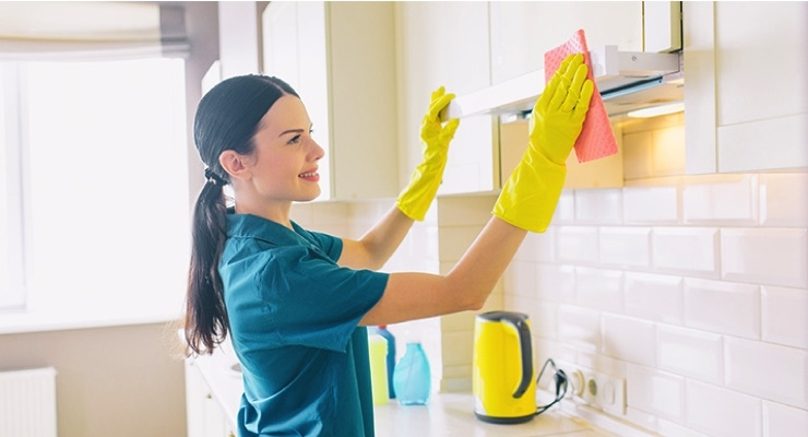 Cleaning for Coronavirus: Using the Right Product for the Job