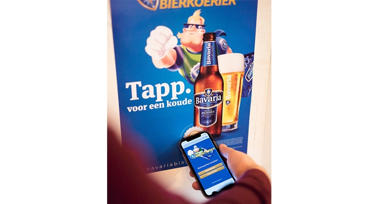 Tapp.online Combines Expertise in Printing, NFC