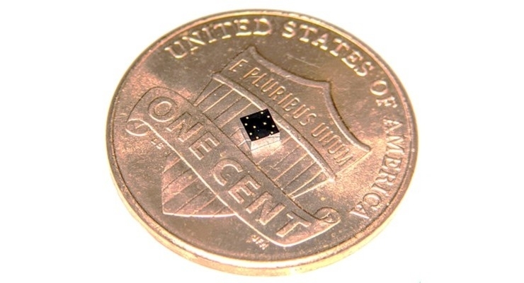 Lung-Heart Super Sensor on a Chip Tinier Than a Ladybug