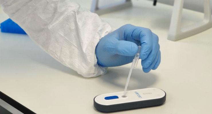 Sense Biodetection Accelerates Instrument-Free COVID-19 Diagnostic Test