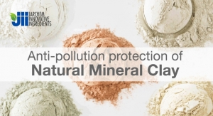 Anti-pollution protection of Natural Mineral Clay
