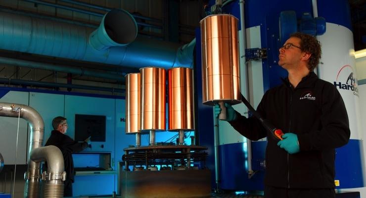 Hardide plc Wins Queen's Award for Enterprise: International Trade