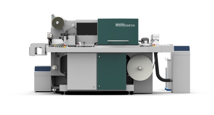 Custom Labels selects Dantex PicoColour