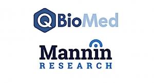 Q BioMed, Mannin Research Accelerate COVID-19 Response Initiatives