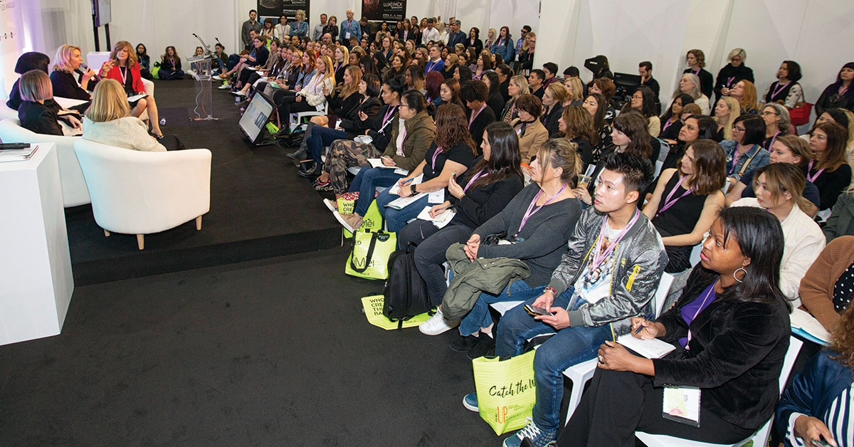 LA Show Review: Talk Centers on Sustainability and CBD