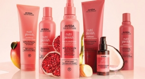 Aveda's Nutriplenish Collection:  A 'First' in Sustainable Packaging
