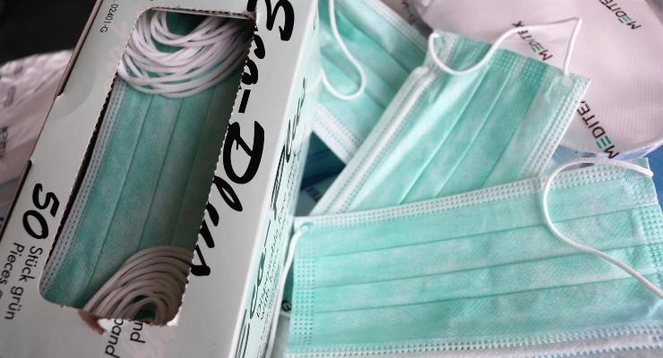 JP Packaging Distributes Surgical Masks