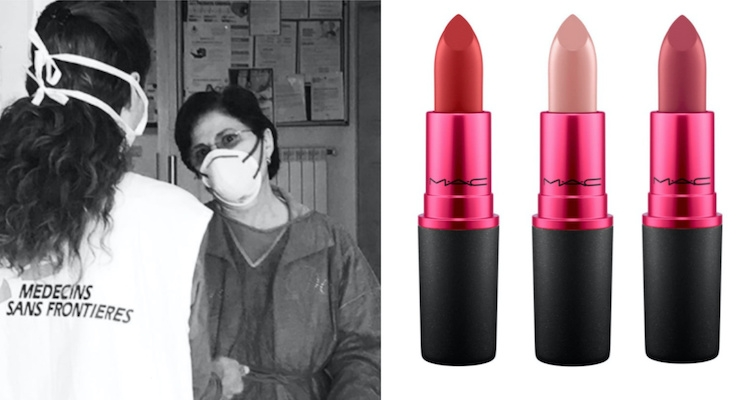 MAC Viva Glam Lipstick Helps Fund Organizations In Need During COVID-19
