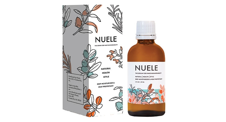 Nuele: A Multipurpose Serum for All Hair Types