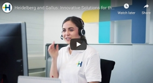 Heidelberg and Gallus: Innovative Solutions for the Growing Label Market