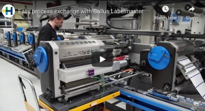 Easy process exchange with Gallus Labelmaster
