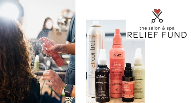 Aveda Helps Salons Recover with Multimillion-Dollar Relief Program