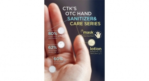 CTK Launches New OTC Hand Sanitizer/Hand Care Line