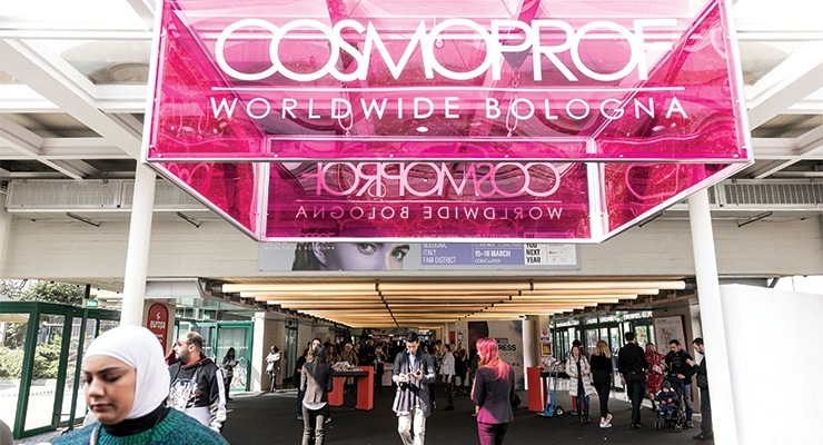 Cosmoprof Bologna Now Postponed to Spring 2021