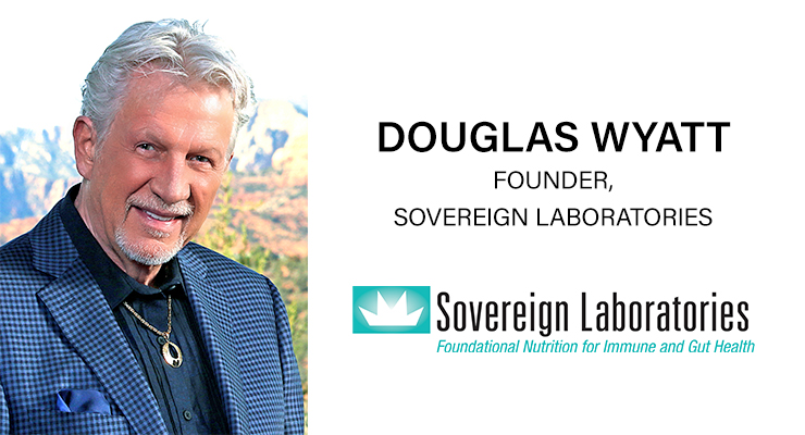 An Interview with Douglas Wyatt, Founder, Sovereign Laboratories