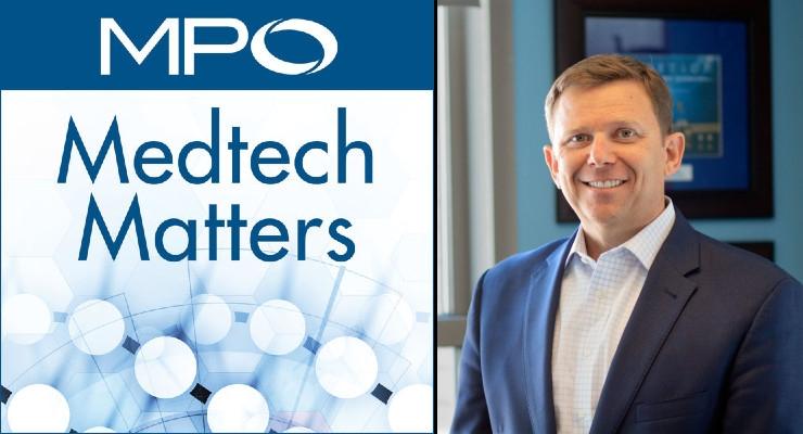 AdvaMed's Scott Whitaker on Medtech's COVID-19 Response