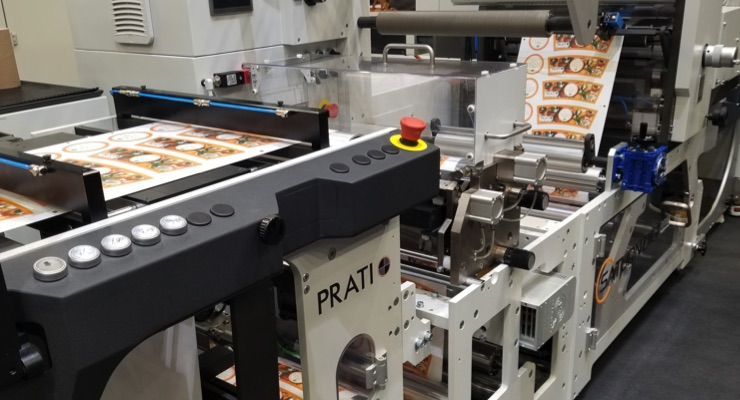 Prati highlights product line potential