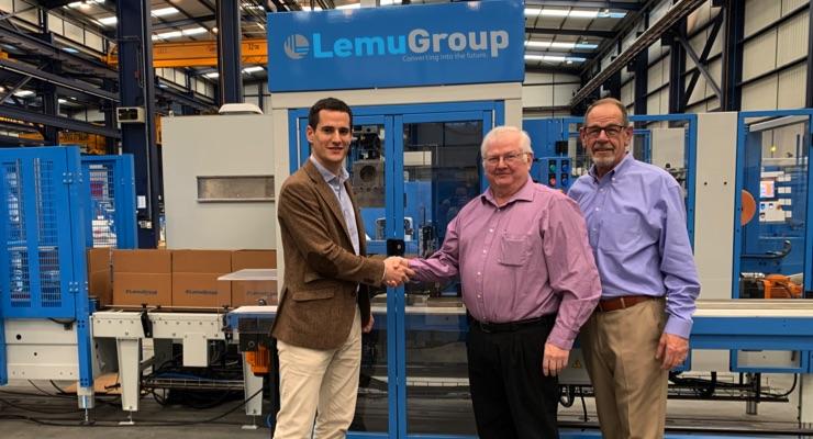 通用数据与Lemu Group USA合作