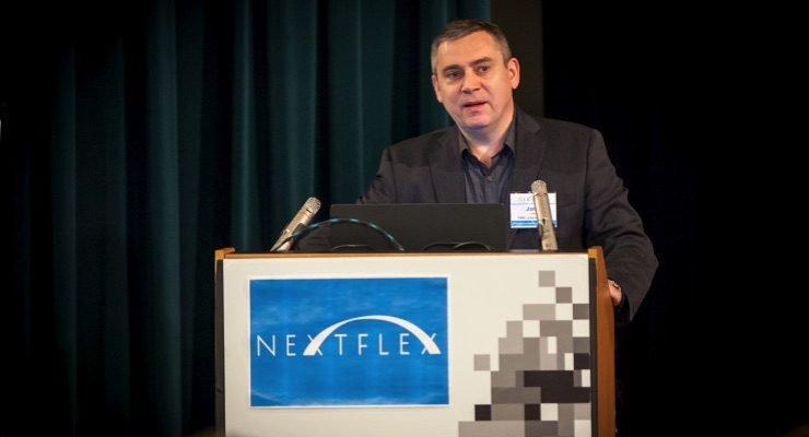Dr. Janos Veres Joins NextFlex as Director of Engineering