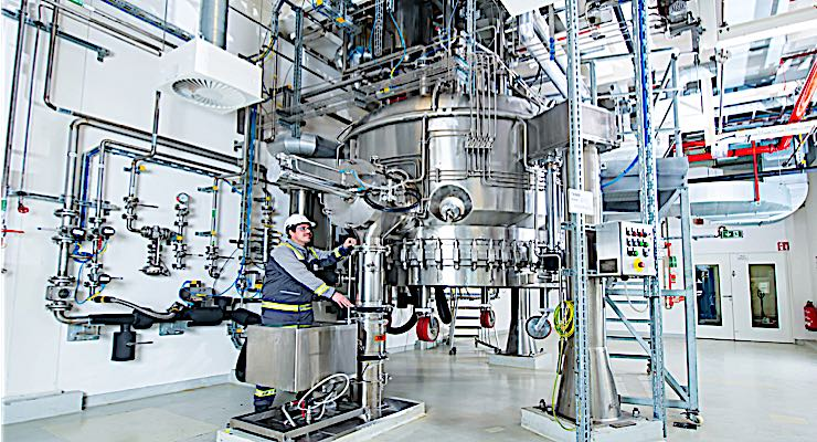 Evonik Invests €25M to Increase Manufacture of APIs in Germany