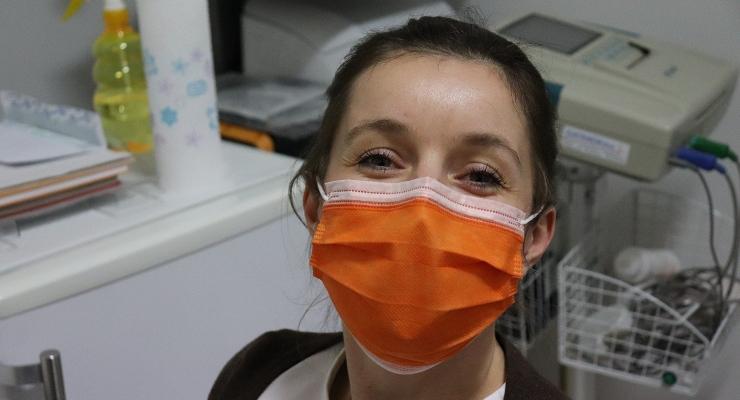 Freeman Beauty Donates Face Masks