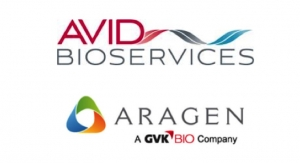"Avid and Aragen Launch ""Sequence-to-Manufacturing"" Service"