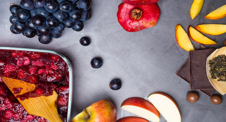High Flavonoid Intake Associated with Decreased Alzheimer's Risk