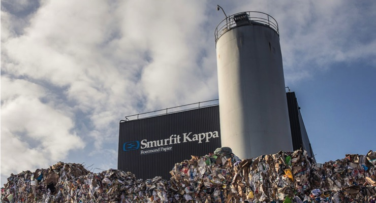 Smurfit Kappa Cuts CO2 Emissions by Almost One-Third