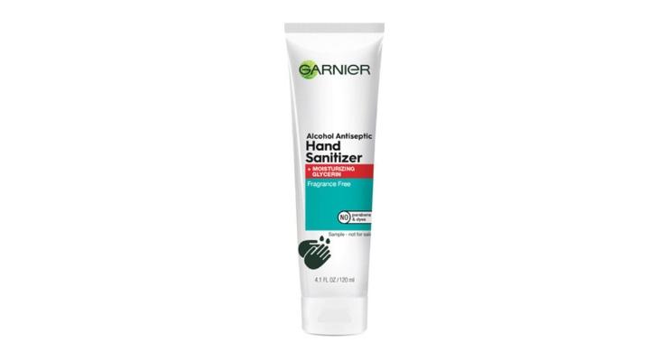 Garnier Delivers Hand Sanitizers