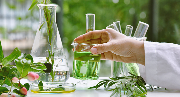 Optimizing Formulations with Natural Ingredients