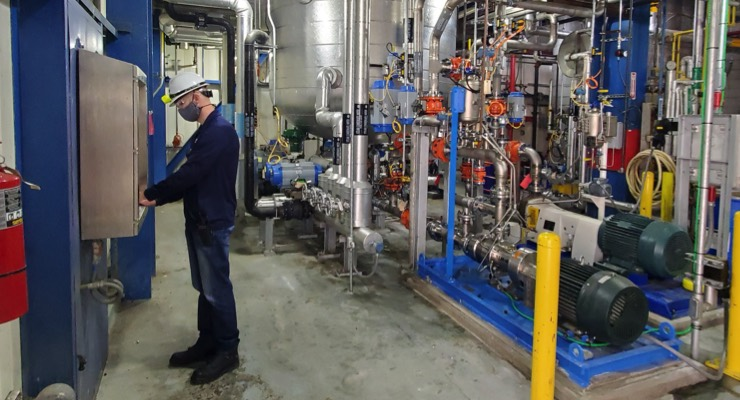 BASF Begins Pearlizer Production in Mauldin, SC