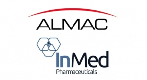 InMed, Almac Improving Cannabinoid Production Methods
