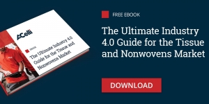 The Ultimate Industry 4.0 Guide for the Tissue and Nonwovens Market
