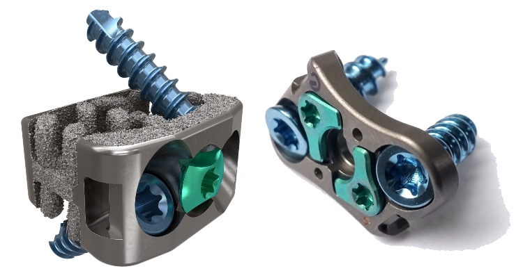 Camber Spine Launches Spira-C Integrated and Fortico Anterior Cervical Plate