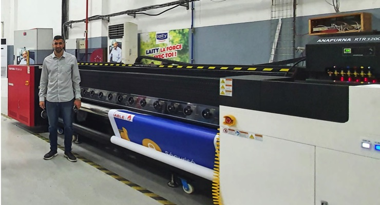 IPB Adds 2nd Agfa Anapurna Inkjet Printer
