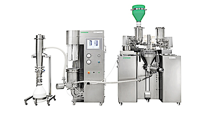 Syntegon Hosts Virtual Show: New Technologies for Solid Dosage Forms