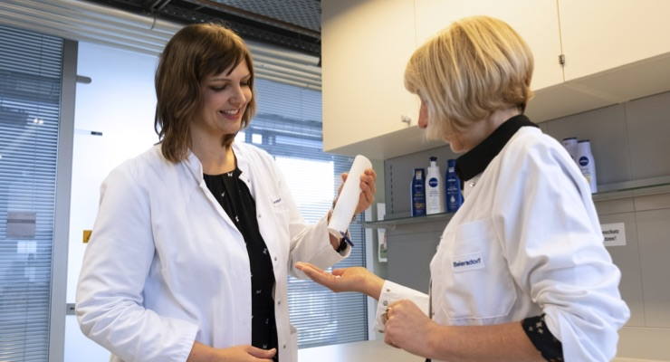 Beiersdorf, Evonik Enter Research JV