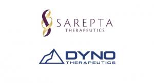Sarepta and Dyno Therapeutics Will Develop Next-Gen Gene Therapy Vectors