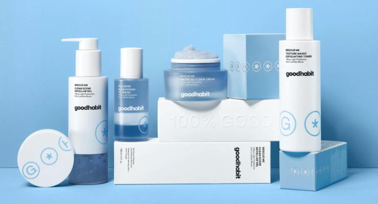 New Skincare Line Blocks Blue Light