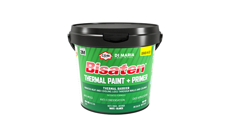 Italian Thermal Paint Brand Bistaten Now Available in US