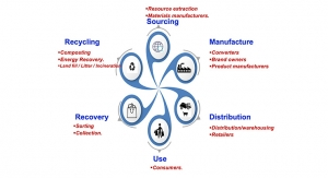 COVID-19 Pandemic:  Significance of Circular Economy and Plastic Packaging During This Phase