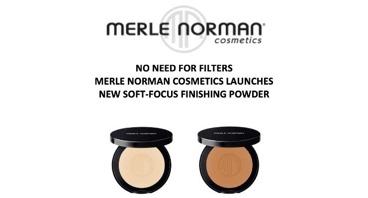 Merle Norman Unveils Finishing Powder