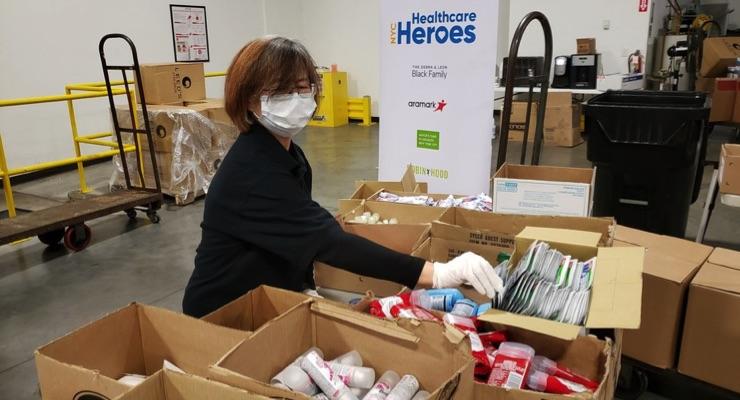 Hisamitsu Donates To NYC Healthcare Heroes