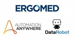Ergomed Enters Collaboration with Automation Anywhere and DataRobot