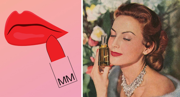 Givaudan Creates 1950s-Inspired fragrance for the Makeup Museum