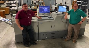 Campbell Print Center Adds Versafire EM, Versafire EV