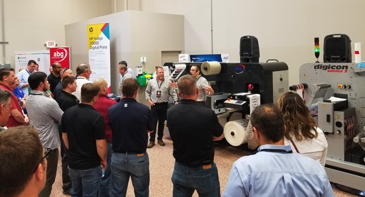 Dscoop highlights digital finishing with AB Graphic