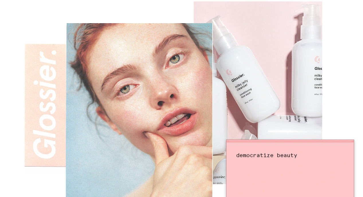 Glossier Furloughs Retail Employees